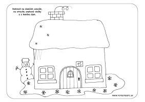Kreslíme cencúle. Grafomotorika. Predškoláci