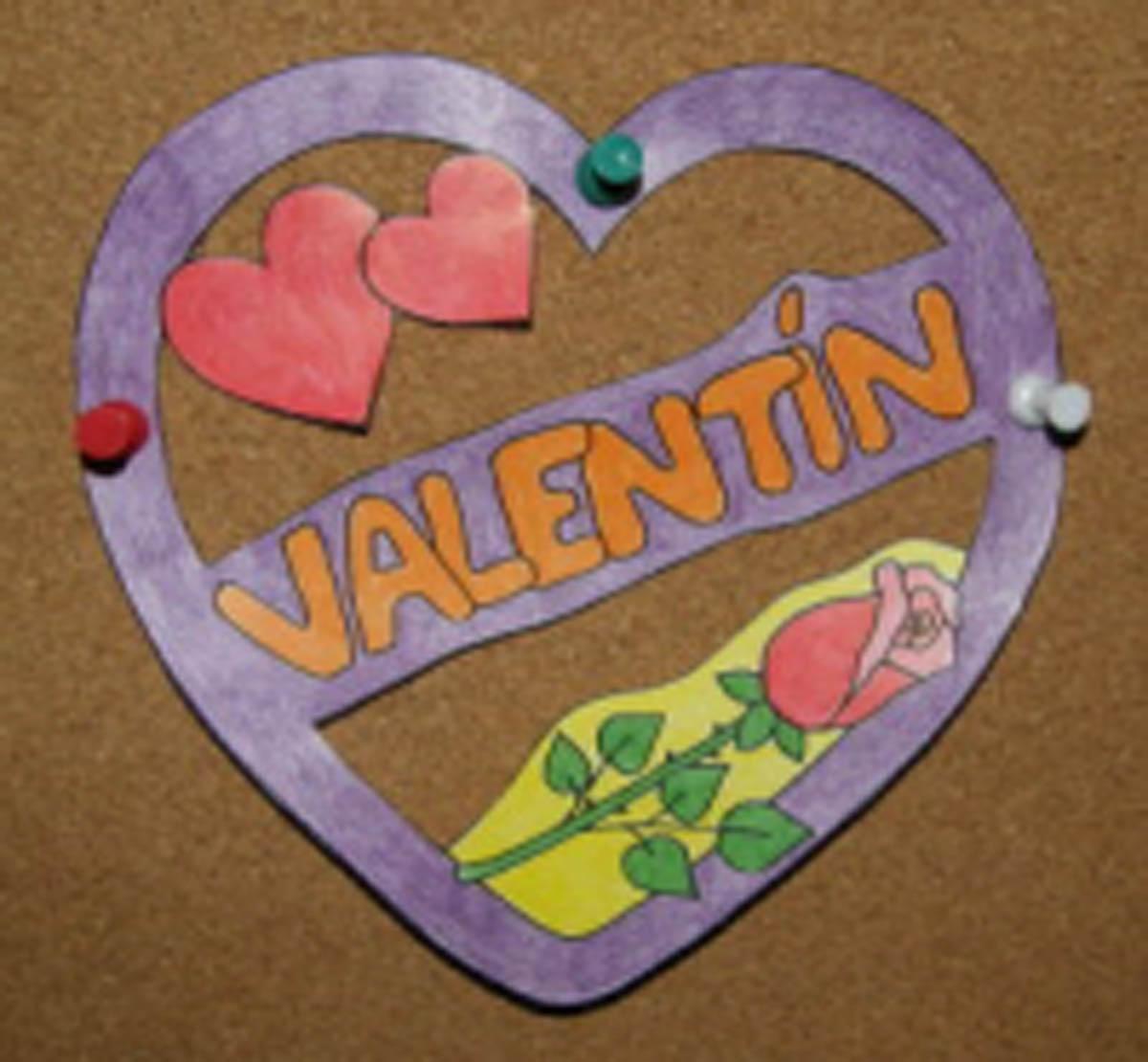 Darek na Valentn Doruenie do 24hod