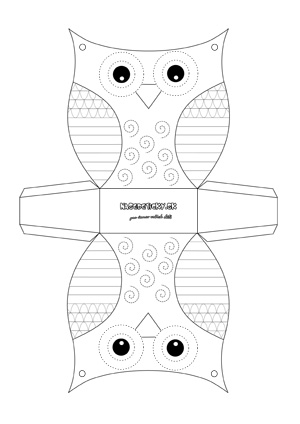 Sova - taška