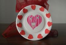 Obrázok na Valentína ako darček