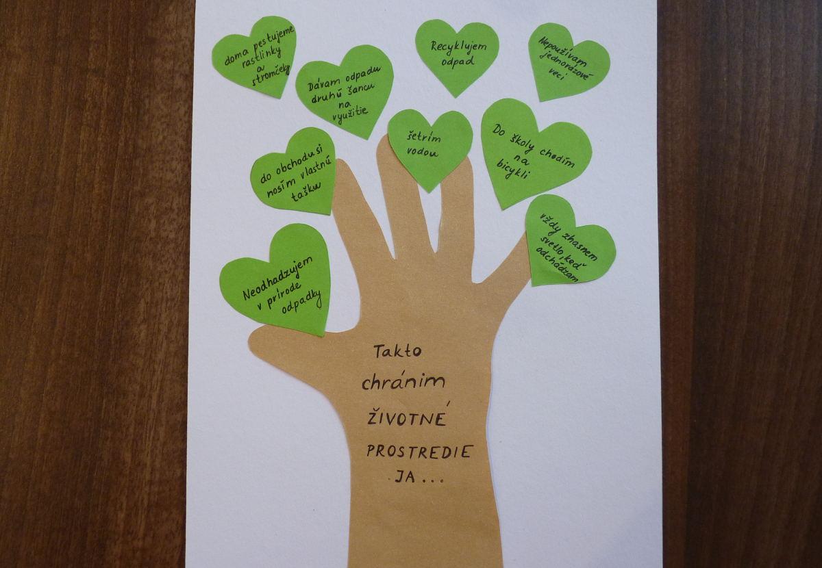 Deň Zeme - ako chránime životné prostredie 58297f5d448