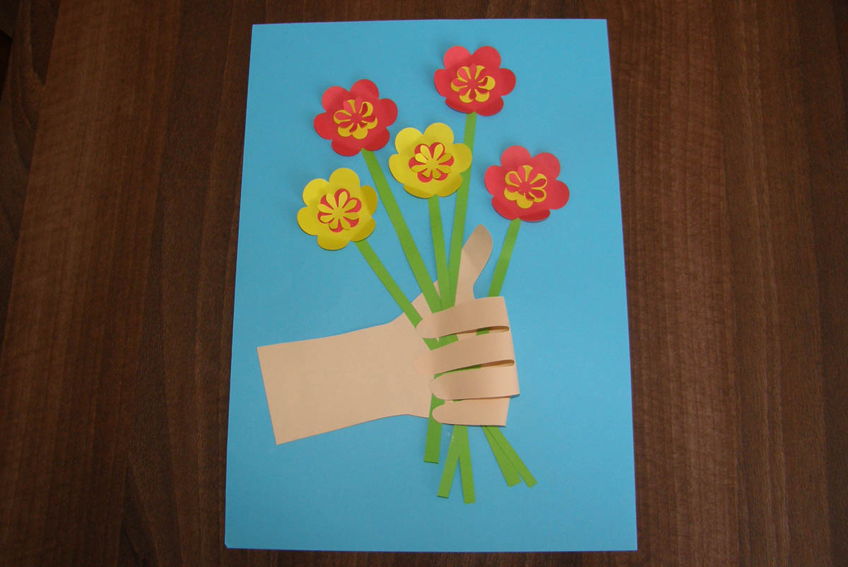 Seril Dareky ku Du matiek: Srdce z papiera