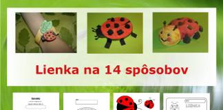 Lienka - 14 aktivít pre deti