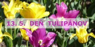 Deň tulipánov - aktivity pre deti