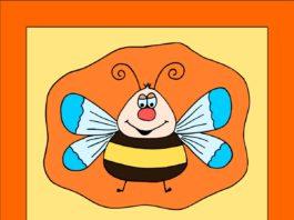 Včielka - aktivity pre deti