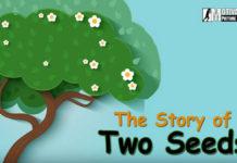 Anglická rozprávka - The Story of Two Seeds