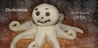 Chobotnica - modelujeme