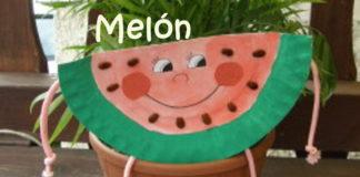 Melón - aktivity a pracovné listy pre deti