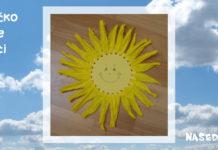 Slnko - letné aktivity pre deti