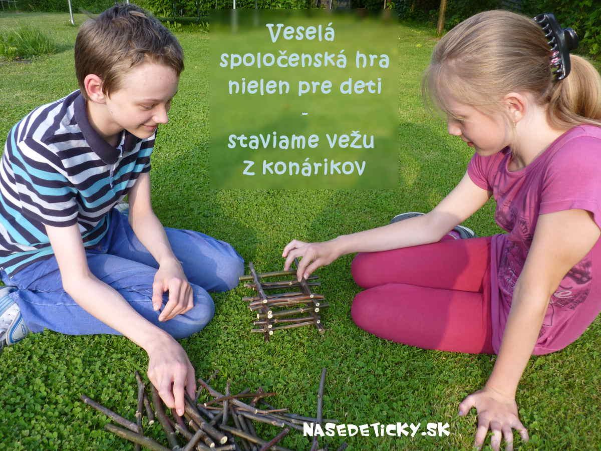 Spoločenská hra nielen pre deti