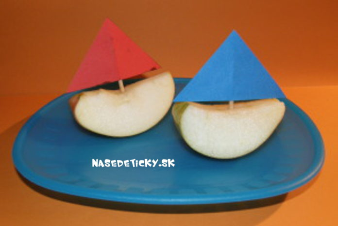 Jablko - plachetnica
