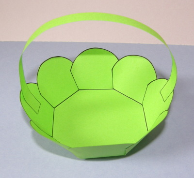 Košík na šípky - jesenné aktivity pre deti