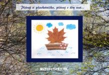 Plachetnica - jesenné aktivity pre deti