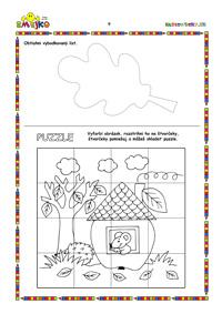 Časopis SMEJKO pre deti na vytlačenie zadarmo