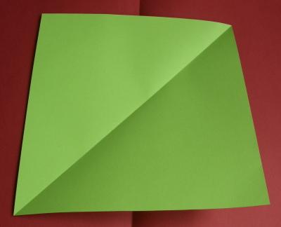 Šarkan - skladáme z papiera