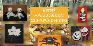 Halloween - 25 aktivít pre deti