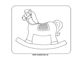 Koník - aktivity pre deti