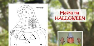Maska na Halloween