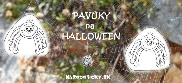 Pavúky - Halloween