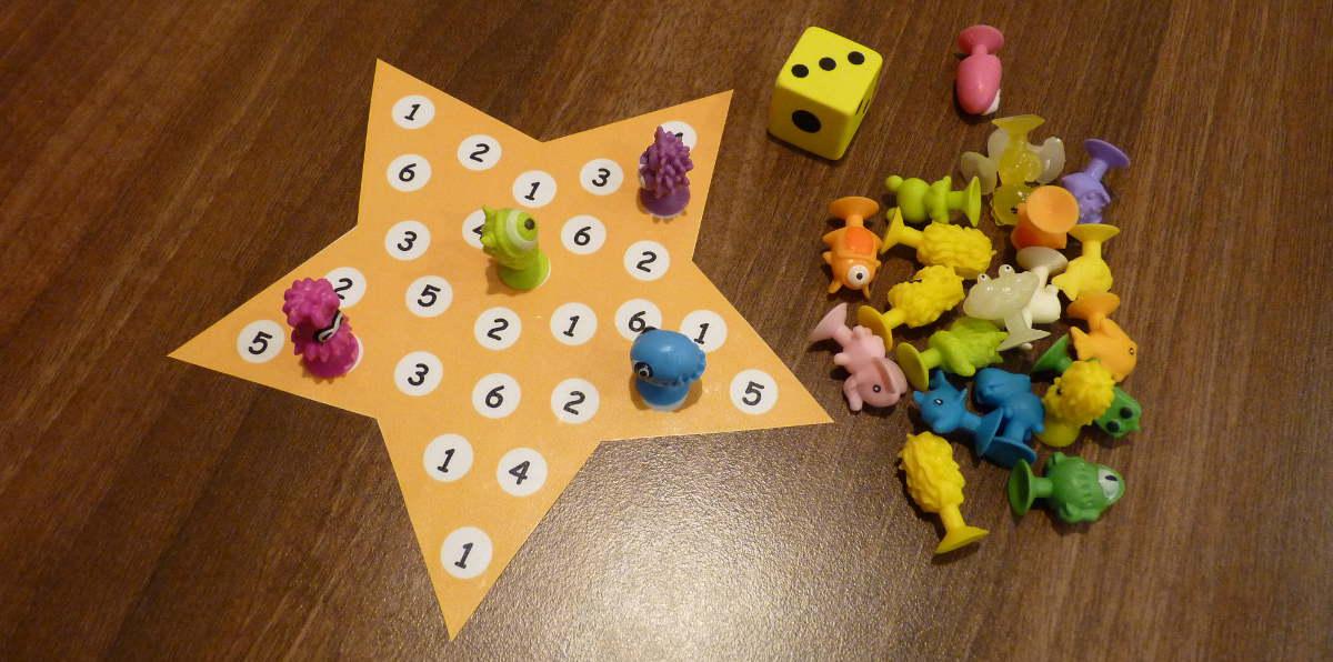 Hra s číslami pre deti