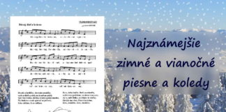 Vianočné pesničky