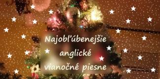 Anglické vianočné piesne