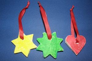 Vianočné ozdoby na stromček