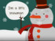 I´m a Little Snowman - english song for kids