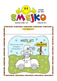 Časopis SMEJKO