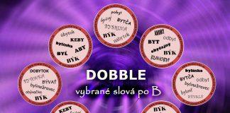 DOBBLE - vybrané slová po B