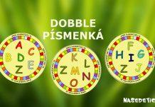 DOBBLE - písmenká - abeceda
