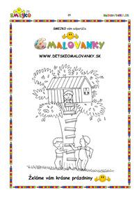 Časopis SMEJKO - pre deti zadarmo