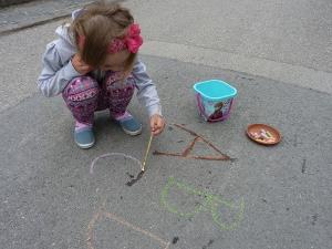 Maľujeme písmenká