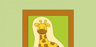 Žirafa - menovky