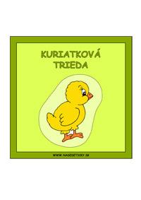 Obraz - kuriatková trieda