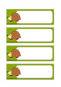 Menovky ježko
