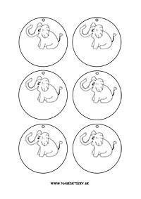 Medaila so sloníkom