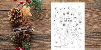 484686cf57 Počítanie dní do Vianoc pre nedočkavé deti